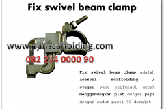 Fix-Swivel-Beam-Clamp