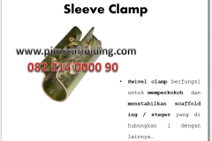 Sleeve-Clamp