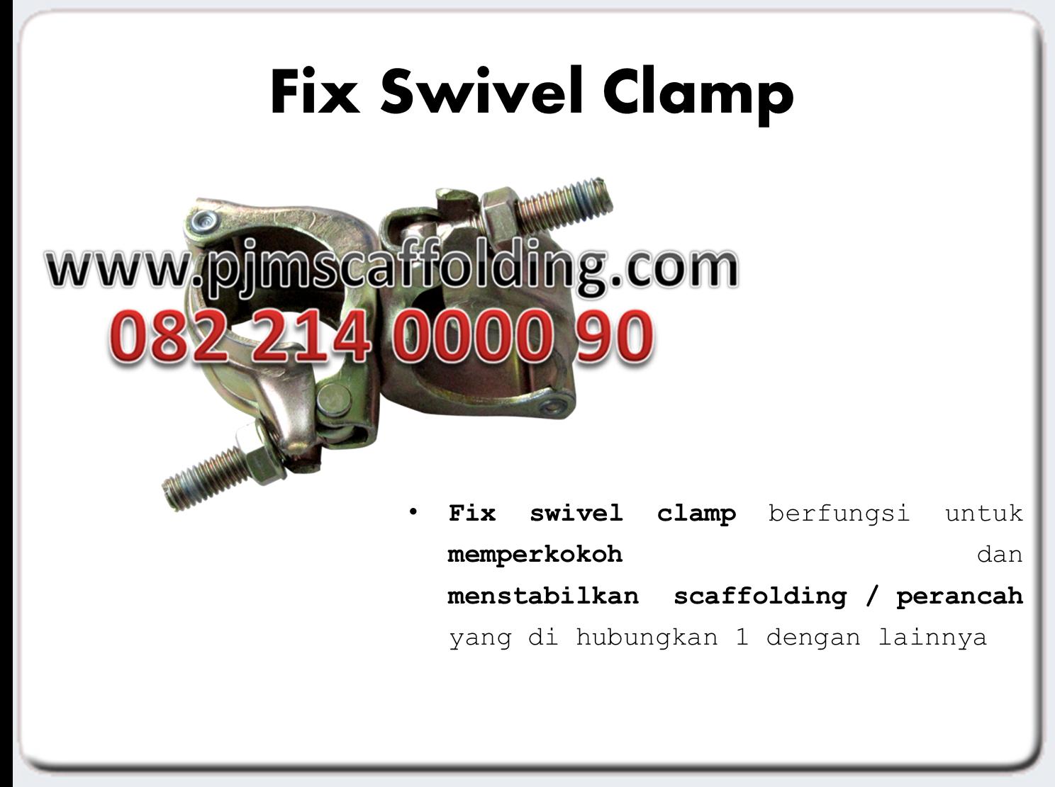 FixSClamp